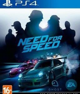 Need For Speed 2016 - на пс4