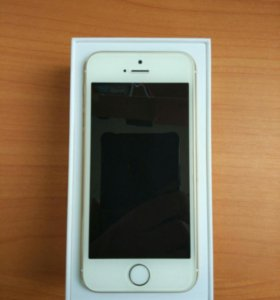 Iphone 5s gold 64