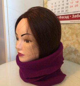 Вместо шарфа