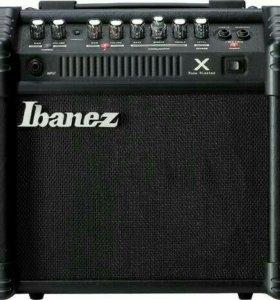 Гитарный комбо ibanez TBX15R toneblaster