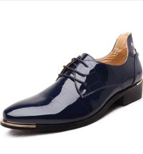 Обувь мужская кожа маломерки подойдёт и на 40 разм