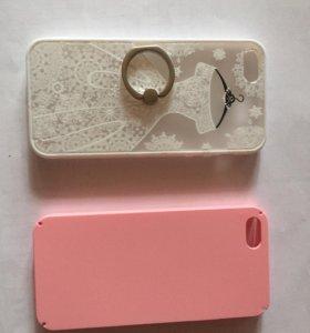 Чехлы крышки на iPhone 5/5s