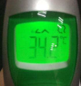 Термометр лазерный