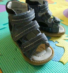 Ортопедическая обувь 19 размер