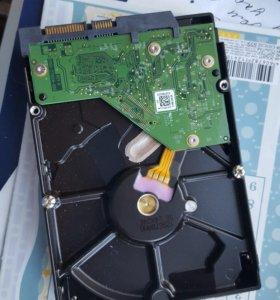 Жёсткий диск 1т
