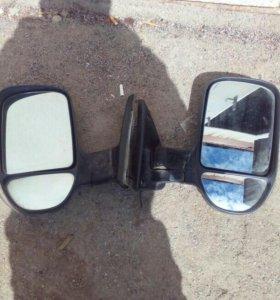 Зеркала на газель
