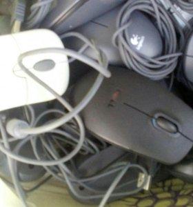 Мышки USB