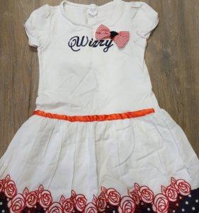 Платье на 6лет