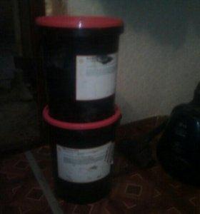 Пластичная смазка TEXACO Multifak EP 2