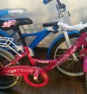 Велосипеды (2 шт.)