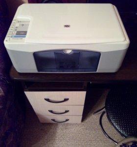 Принтер сканер копир красок нет