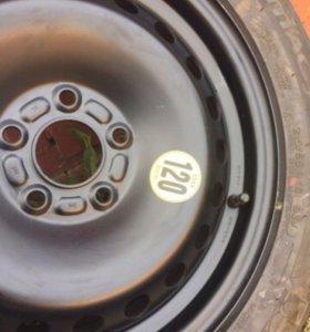 Штампованные диски R16 Ford, Citroen, Mitsubishi
