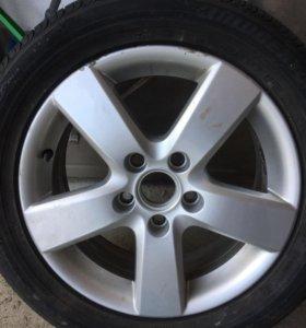 Диск VW (Фольксваген) R16