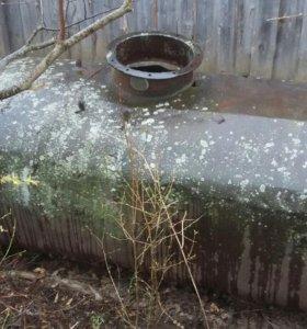 Емкость для полива либо для канализации