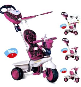 Велосипед Smartrike Dream Touch Steering