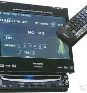 Авто магнитола Panasonic CQ-VD7001N