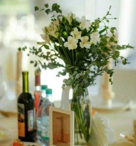 Оформление/декор свадьбы