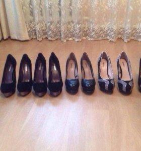 Распродажа новых туфель