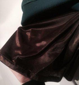 Платье с подкладкой