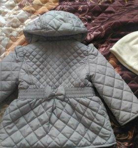 Детская куртка.