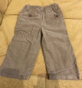 Новые штаны на мальчика