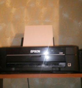 Принтер epson l 300