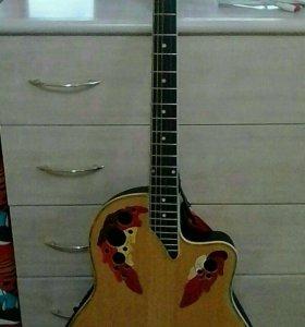 Гитара Martinez электроакустическая