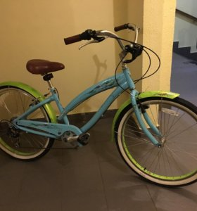 Велосипед Nirve wispy 7-speed
