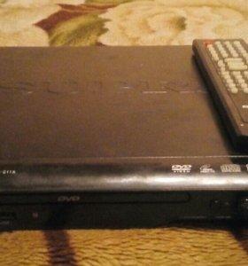 DVD проигрыватель +USB