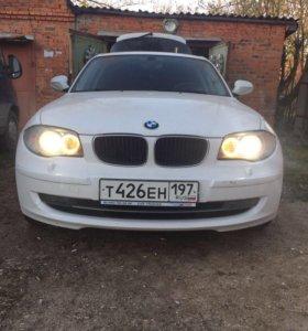 BMW 116i (2010г.)