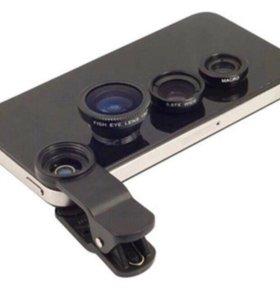Линза для фотокамеры телефона