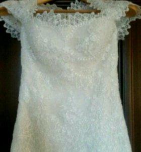 Свадебное платье Pronovias Omalia