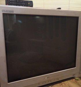 Большой Телевизор + подставка