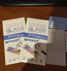 Защитные стекла для iPhone 5s