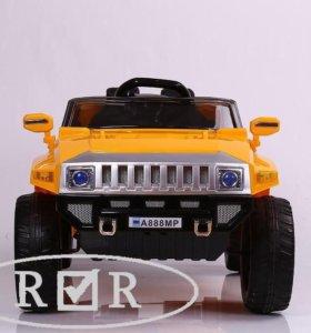 Электромобиль Hummer A888MP