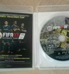 Игра FiFa17