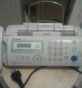 Факс.