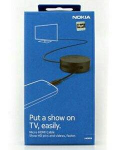 Nokia CA-198 Кабель microhdmi