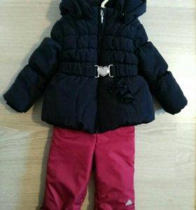 Куртка Birb (италия) 80+