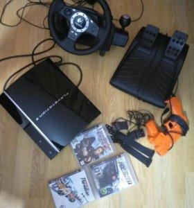 Продам игровую приставку PS3