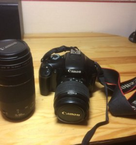 Canon eos 1100D + kit