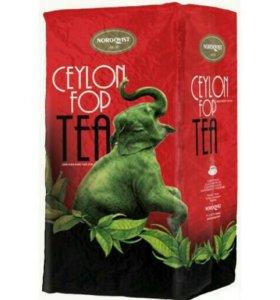 "Черный чай NordQvist ""Ceylon FOP"" цейлонский 1 кг."