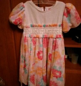 платье праздничное рост 110-116