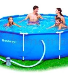 Новый каркасный бассейн BestWay 305*76(склад)