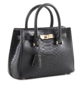 Новая сумочка кроссбоди из натуральной кожи