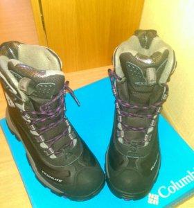 Зимние ботинки colambia