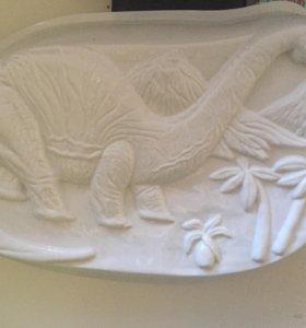 Форма для выпечки торта Динозавр