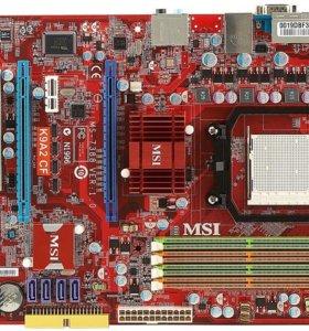 Материнская плата MSI K9A2 CF (MS-7388)