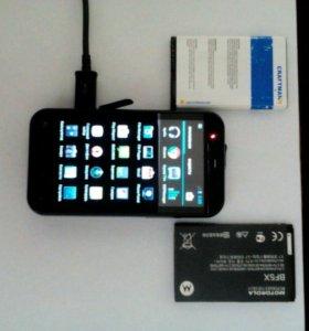 Motorola mb 525