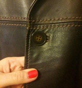 Куртка мужская , натуральная кожа